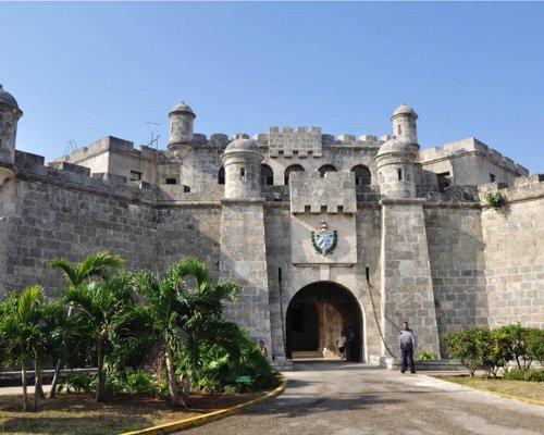 Cuba, Sites