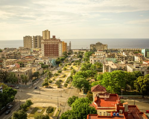 Hoteles en la Ciudad de la Habana, Cuba
