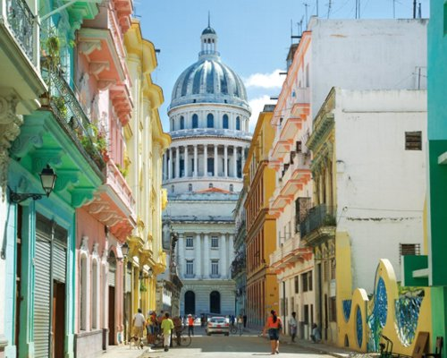 Vacation and Travel to Havana, Cuba