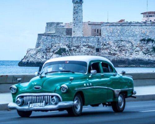 Vols à destination de Cuba