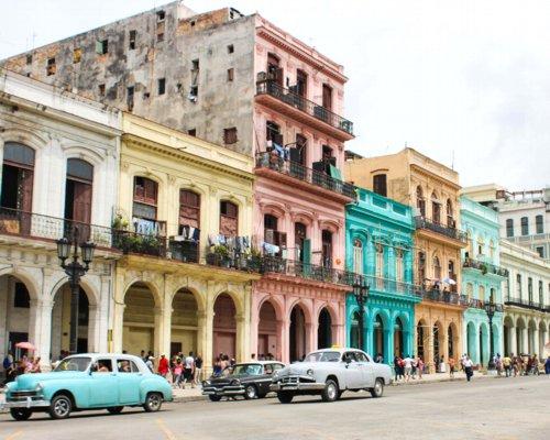 Vols à La Havane, Cuba