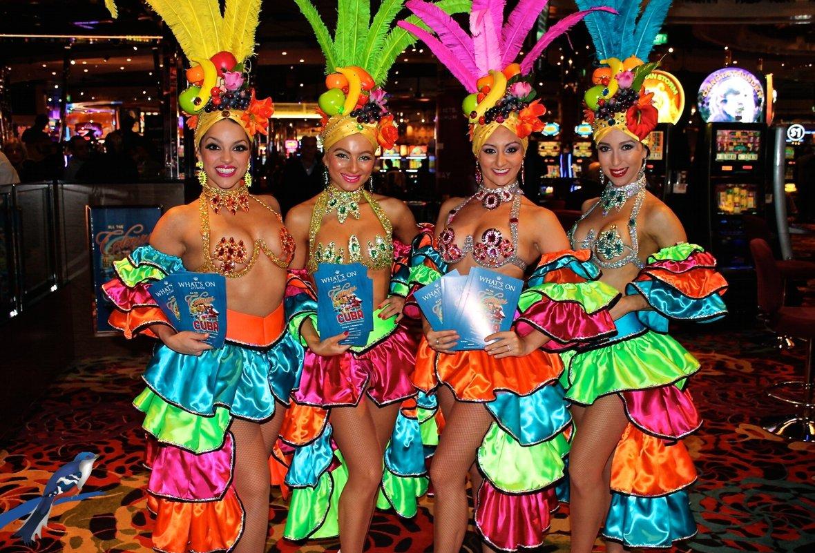 Un Noche de Casino en Cuba