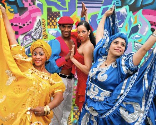 Festival de Danza Cubana