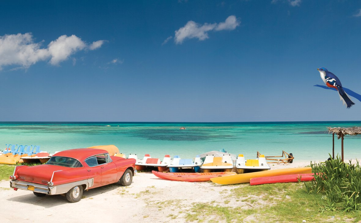Beaches Of Varadero Cuba