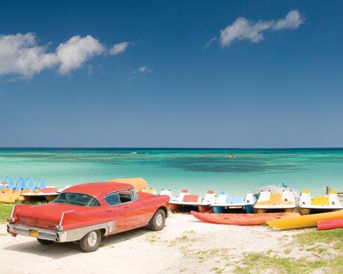 Beaches of Varadero, Cuba