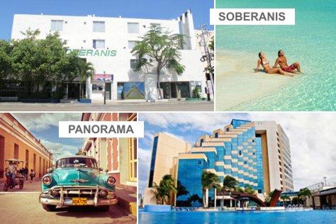 Panorama HAV + Soberanis CUN = 4 days