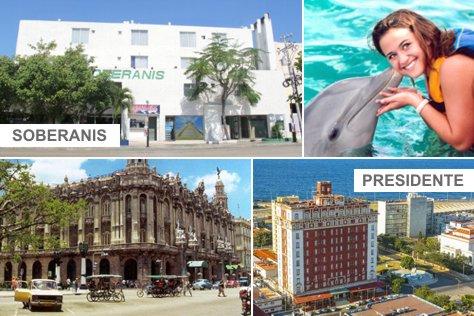 Presidente HAV + Soberanis CUN = 4 days