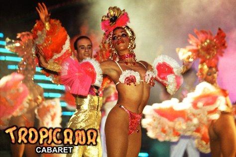Cabaret Tropicana: Entrada sin Cena