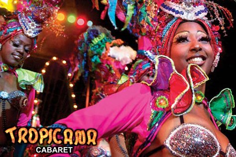 Cabaret Tropicana: Traslado, Entrada con Cena